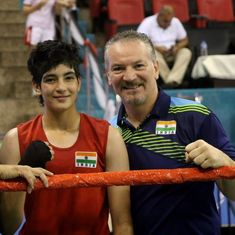 Indian women shine with 1 gold, 4 silver, 3 bronze medals at Ahmet Comert youth boxing championships