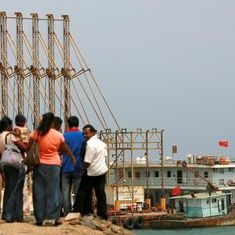 How the China-backed Hambantota port project is changing the politics of Sri Lanka