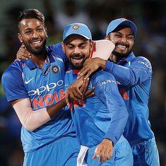 India vs Australia, 2nd ODI: Rain looms in Kolkata as Kohli and Co look to take 2-0 lead