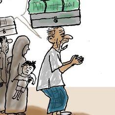 कार्टून : वास्ता आस्था से है!