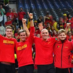 Davis Cup: Belgium defeats Australia in semi-final to set up final against France