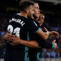 Gareth Bale scores as Real Madrid return to winning ways with 3-1 win against Real Sociedad