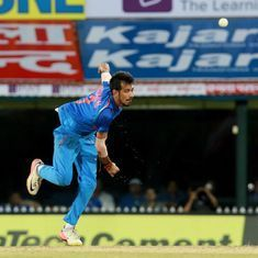 When your captain is aggressive, you get freedom to attack more, says Yuzvendra Chahal