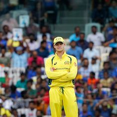 Not easy chasing 160-odd with two new balls: Steve Smith rues the Chennai rains after 26-run loss