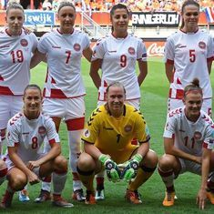 Denmark men's football team offer wages to women's team following pay dispute with board: Report