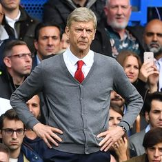 At a time we were questioned, I liked Arsenal's response: Wenger hails gritty Chelsea draw