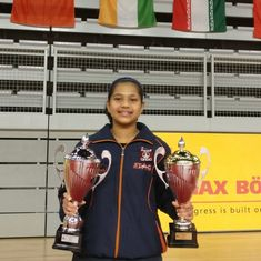 Diya Chitale wins second bronze in Croatia, bags spot for World Cadet Challenge