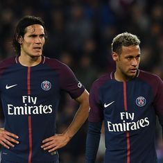 Brazil coach Tite defends Neymar as penalty row with Cavani persists at PSG