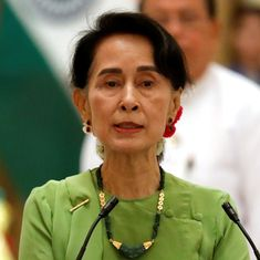 Myanmar's Aung San Suu Kyi says country needs 'solid evidence' of violence against Rohingya Muslims