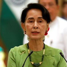 US Holocaust Museum revokes Aung San Suu Kyi's human rights award