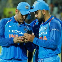 'Virat deserves praise for keeping the faith in Dhoni': Ganguly lauds Kohli for MSD's renaissance