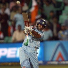 Watch: When Yuvraj Singh hit Stuart Broad for six sixes in the 2007 World T20