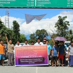 Protest erupts in Arunachal Pradesh over granting citizenship to Chakma-Hajong refugees