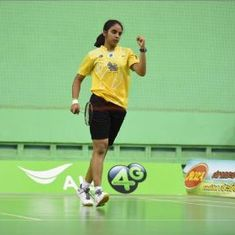 Vaishnavi Reddy withdraws from badminton junior world c'ships after being forced to play doubles