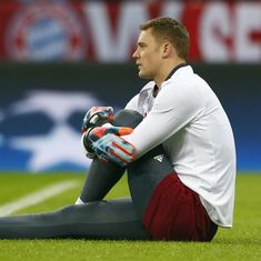 Neuer returns: Bayern Munich include goalkeeper in squad for German Cup final