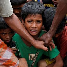 India, other allies must stop weapons transfer to Myanmar: Amnesty International on Rohingya crisis