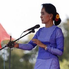Edinburgh to decide on revoking Aung San Suu Kyi's award after failure to act on Rohingya crisis