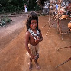 Brazil must protect its remaining 'uncontacted' indigenous Amazonians