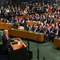 The big news: We have no choice but to destroy North Korea, Trump tells UN, and 9 other top stories