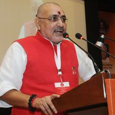 I hope Sunni Muslims will support building Ram temple in Ayodhya, says Giriraj Singh