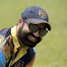 Duleep Trophy: Parvez Rasool takes five as India Blue fold for 177, Ishant steady on return