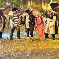 मौसम विभाग ने केरल के तीन जिलों के लिए भारी बारिश की चेतावनी जारी की