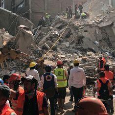 मैक्सिको में एक महीने के भीतर दूसरा भूकंप, 149 की मौत