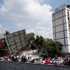 The big news: 217 dead in second earthquake in Mexico this month, and nine other top stories