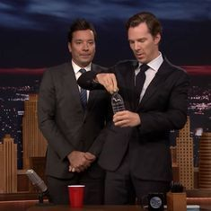 Watch: Doctor Strange came to life as Benedict Cumberbatch performed magic on Jimmy Fallon's show