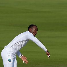 ICC clears West Indies off-spinner Kraigg Brathwaite's bowling action
