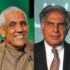 Ratan Tata, Lakshmi Mittal and Vinod Khosla on Forbes' list of '100 Greatest Living Business Minds'