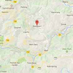 Landslides kill at least five in South Sikkim, two injured
