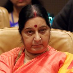 Family seeks Sushma Swaraj's help after student from Hyderabad is shot at in Chicago
