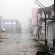 Hurricane Maria makes landfall in Puerto Rico, downgraded to Category 4 storm