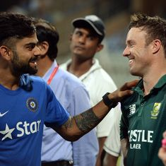 India's tour of South Africa rejigged, the two sides will now play 3 Tests, 6 ODIs and 3 T20Is
