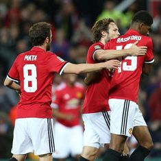 English League Cup: Manchester United, City and Chelsea ease into fourth round