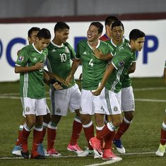 Mexico U-17 football team members and families safe after earthquake, to arrive in India on Oct 4
