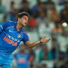 India's hat-trick connection with Eden Gardens and other stats around Kuldeep Yadav's feat