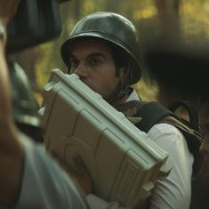 Amit Masurkar's 'Newton' is India's official entry for the Oscars