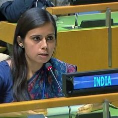 'Lonely voice from the wilderness': India responds to Pakistan's accusations on Kashmir at UN