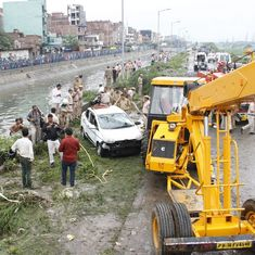 Ghazipur landfill collapse: Green tribunal asks civic authorities for action plan to stabilise site