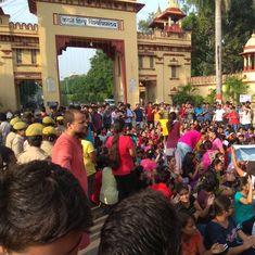 BHU violence: Varanasi divisional commissioner blames university administration in initial report