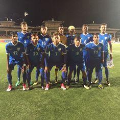 India defeat Bhutan 3-0 at U-18 SAFF Championships