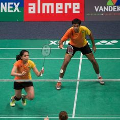 Japan Open: Pranaav Jerry Chopra and N Sikki Reddy's inspiring run comes to an end in the semis