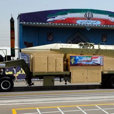 Iran conducts ballistic missile test defying United States warnings