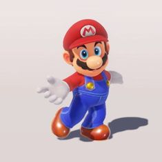 Watch: Super Mario goes on a 3D 'Odyssey' in the next version of the game on Nintendo Switch