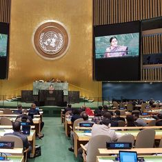 India extended hand of friendship, but Pakistan aborted peace process, says Sushma Swaraj at UN
