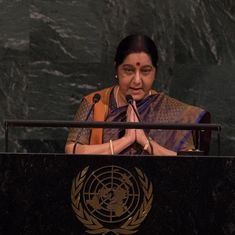 The big news: At UN, Sushma Swaraj calls Pakistan 'greatest havoc exporter', and 9 other top stories