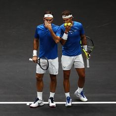 Expecting Fedal to continue their successful doubles partnership post Laver Cup? Don't