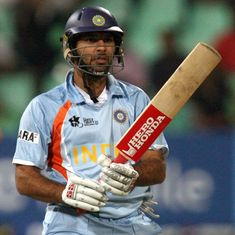 Video: Dissecting Yuvraj Singh's six-hitting technique during the 2007 World T20